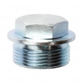 021914 M30x1,5 zátka s magnetem