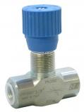 """VRFB 90 1/4"""" škrtící ventil dvoucestný"""