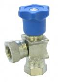 EM9001A 1/4-90-M-F manometrový ventil
