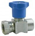 EMIL01B 1/4-F-F manometrový ventil