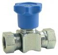 EMIL01C 1/4-F-F manometrový ventil